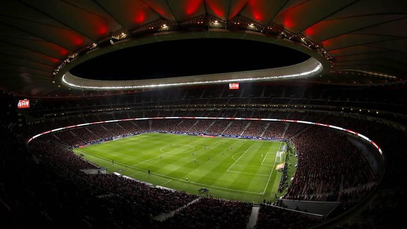 Wanda Metropolitano - September 16, 2017