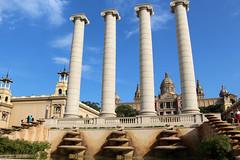 Barcelona - Quatre Columnes