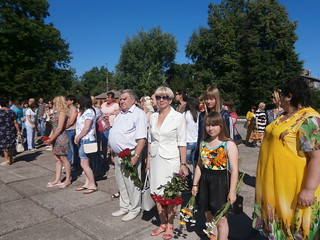 День скорботи та вшанування пам'яті жертв війни
