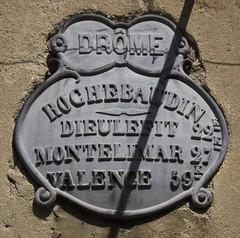 Rochebaudin, Drome