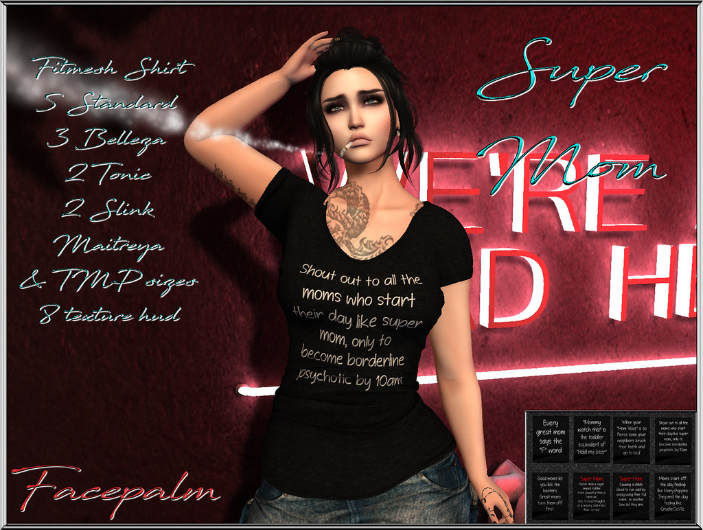 +FCC+ Super Mom - SecondLifeHub.com