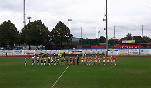 Virtus Verona-Calvi Noale 2-0: Goh N'Cede e N'Ze da tre punti