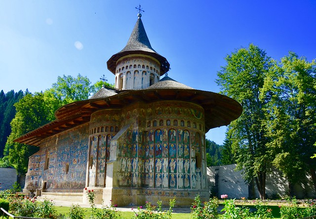 Manastirea Voroneț
