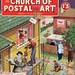 Church Of Postal Art by Kollage Kid