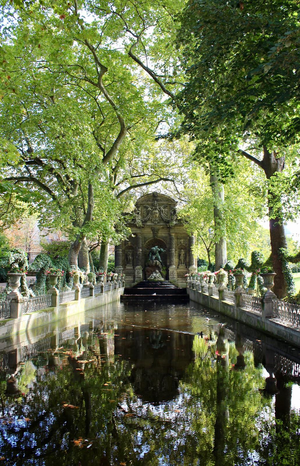 Paris citytrip june14thstudio must visit jardin de luxembourg