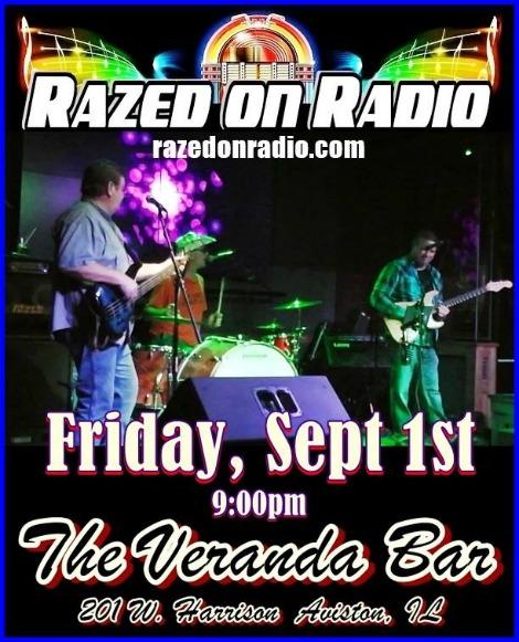 Razed On Radio 9-1-17