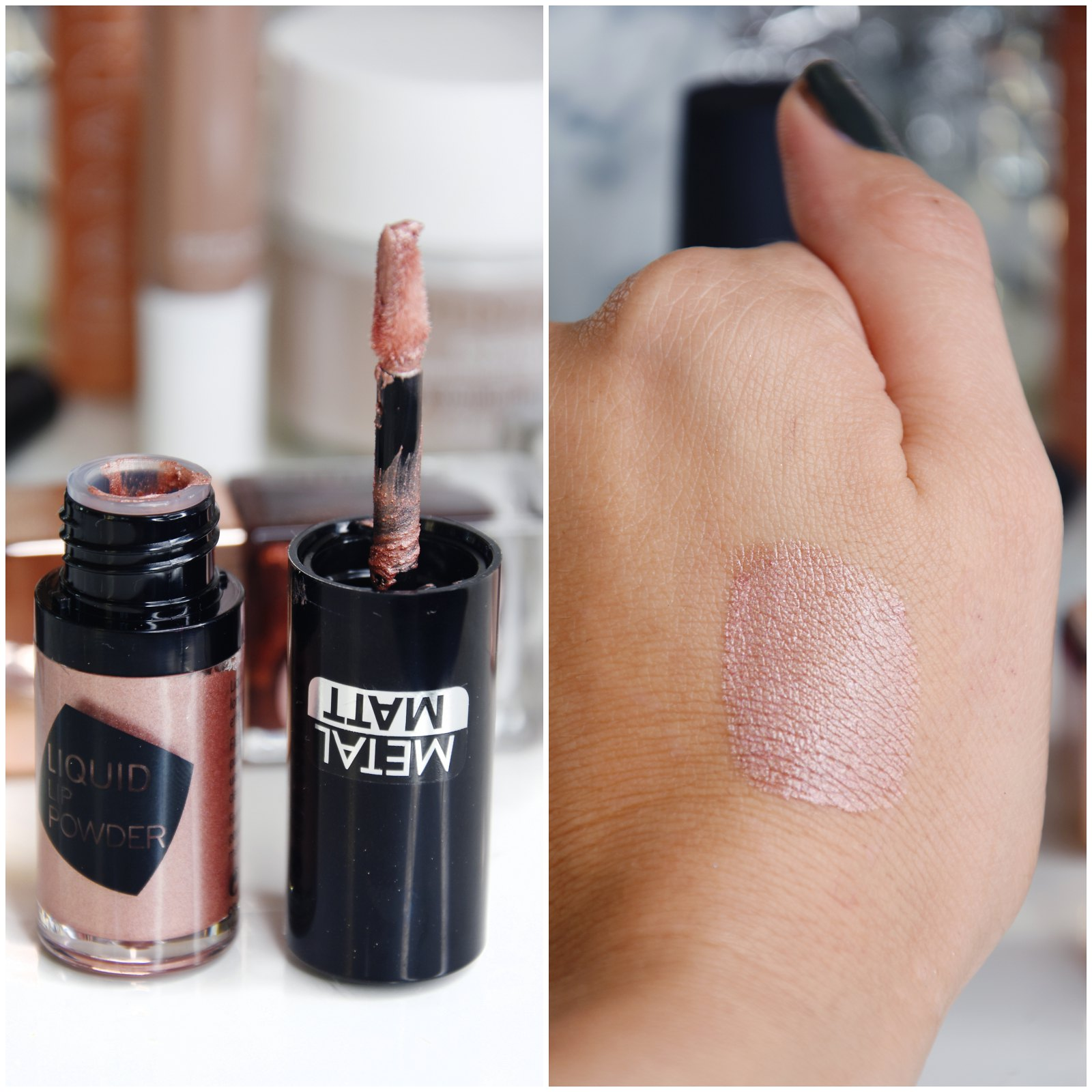 Catrice Liquid Lip Powder review