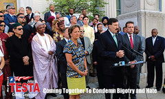 Coming Together Against Bigotry and Hate