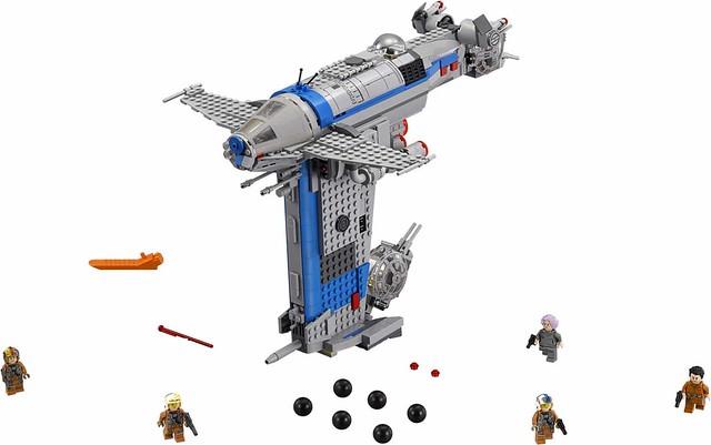 Oficjalne zdjęcia zestawów Lego Star Wars The Last Jedi  18