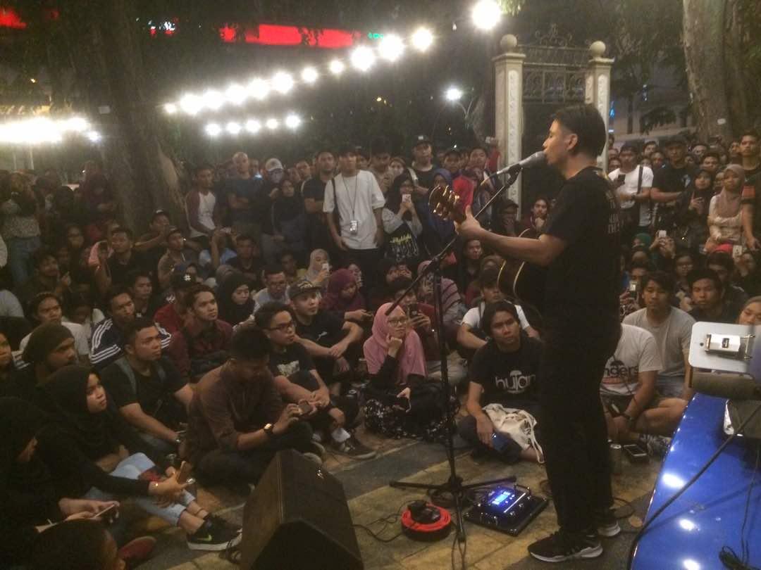 Noh Salleh Road Tour 2017.Pasar Karat Jb 1
