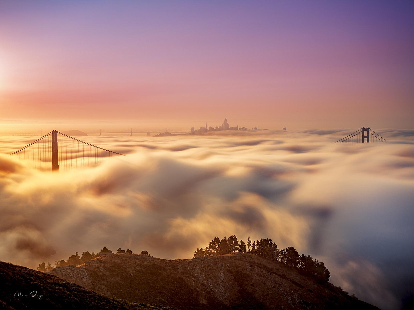Golden Gate Bridge [+1 - 12-9-2018] 36836957670_9ee8a3bf46_h