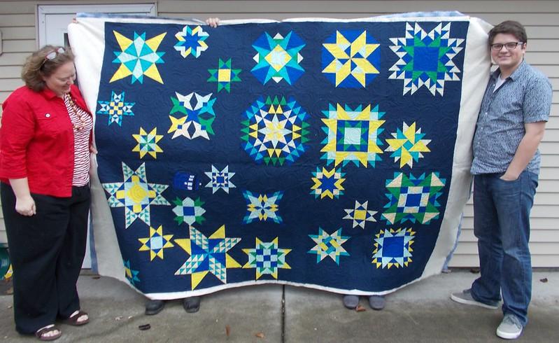 Austin's Quilt