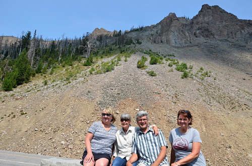 Yellowstone leaving four of us