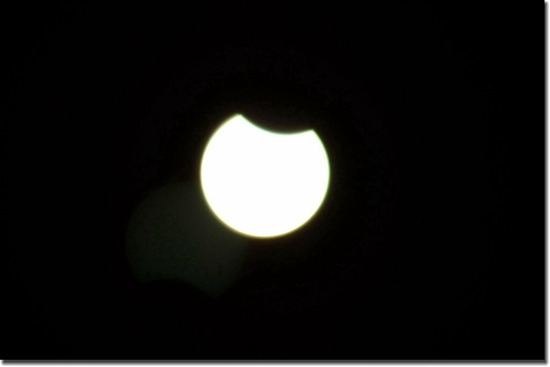 Solar eclipse (1)