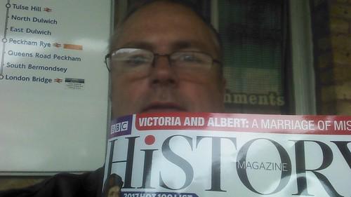 History magazine Sept 17