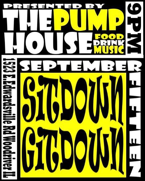 Sitdown Gitdown 9-15-17