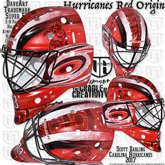 Hurricanes Red Origin