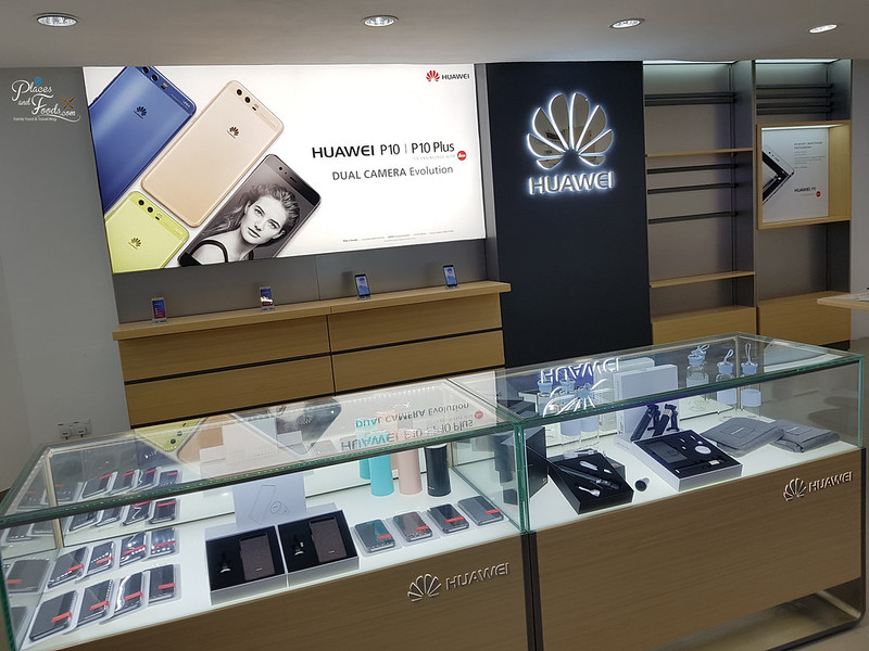 mobile2go huawei experience zone