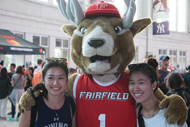 Fairfield University Night at Yankee Stadium 2017