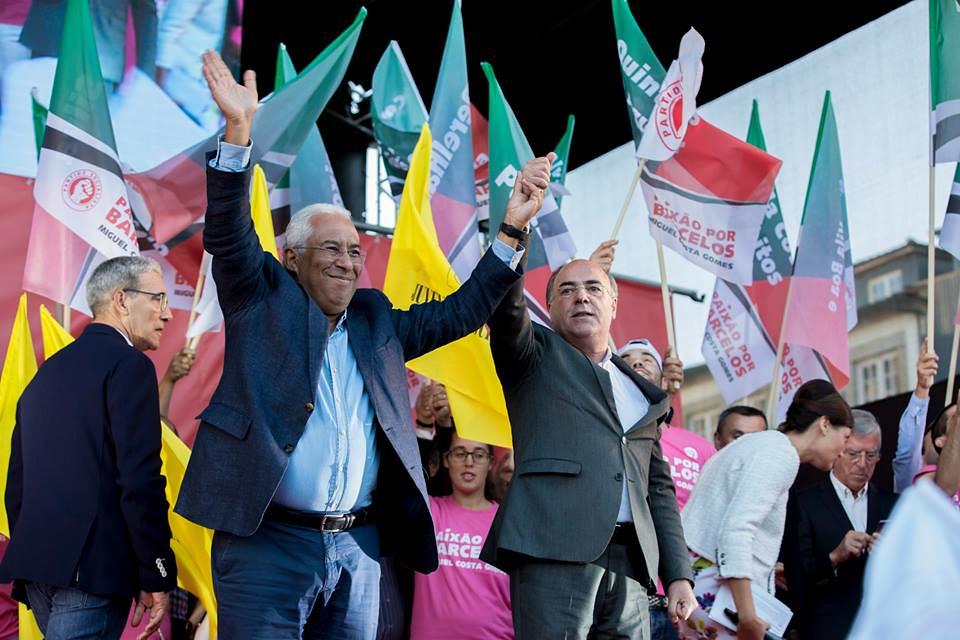 Miguel Costa Gomes e António Costa