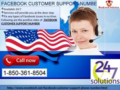 Take Facebook Customer Support Number To Fix FB Problem Facebook By Users @ 1-850-361-8504