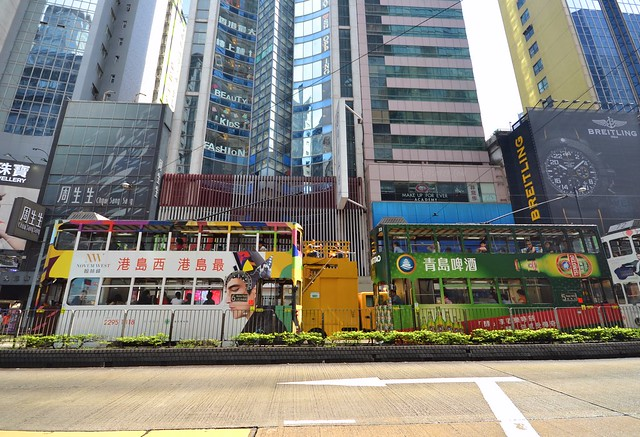 hong kong and macau itinerary travel guide trams