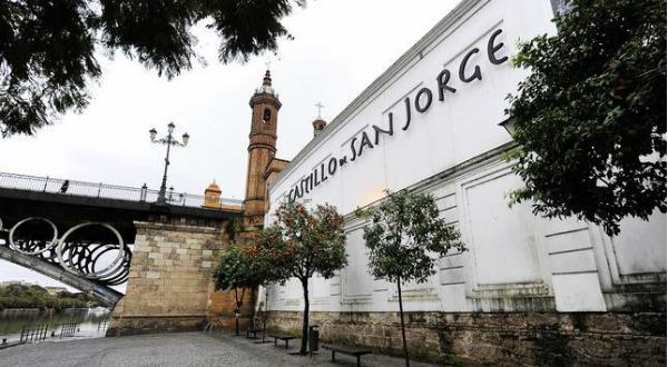 castillo san jorge cerrado