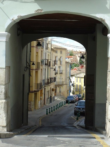 Ontinyent. From Exploring Spain: Fall in Love with Inland Alicante