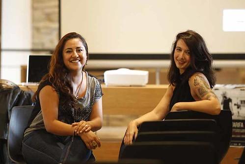 Esther Sánchez Curra y Gabriela Ramírez1