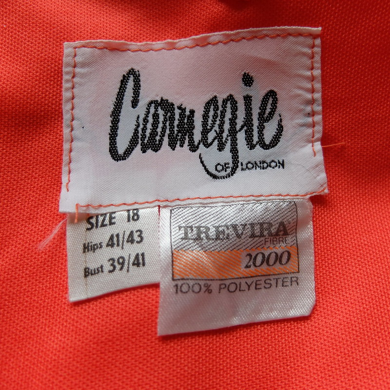 Carnegie of London 60s maxi @porcelinasworld