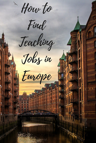 How to Find Teaching Jobs in Europe