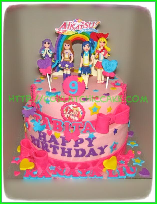 cake aikatsu TABITA