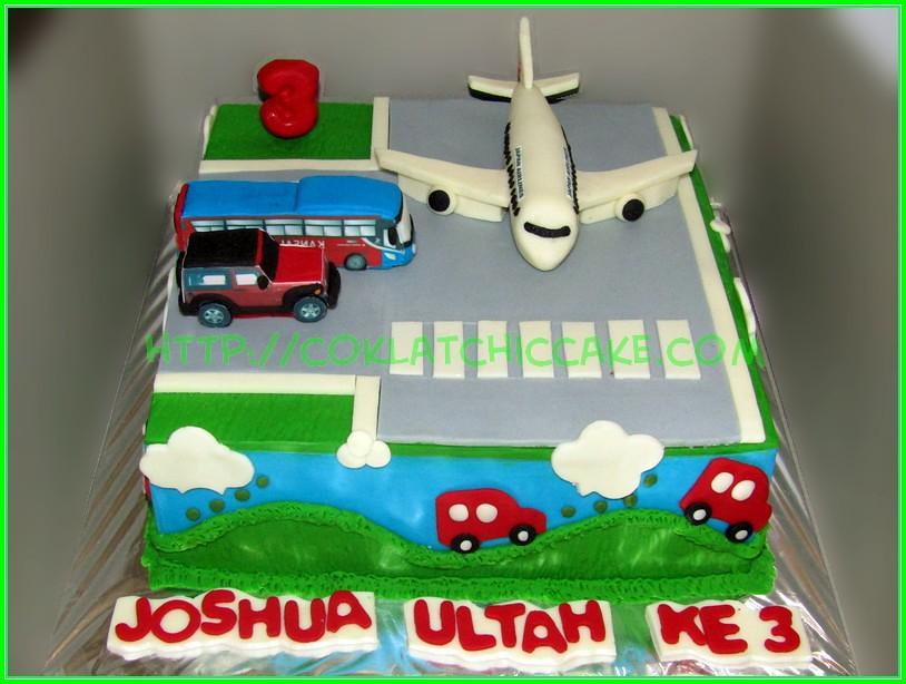 Cake Airport Joshua