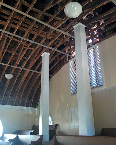 Long River Church, interior (4) #pei #princeedwardisland #cavendish #avonleavillage #longriverchurch #architecture