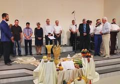 Благословение третьего набора студентов Миссионерской школы ЕХБ в Волгограде