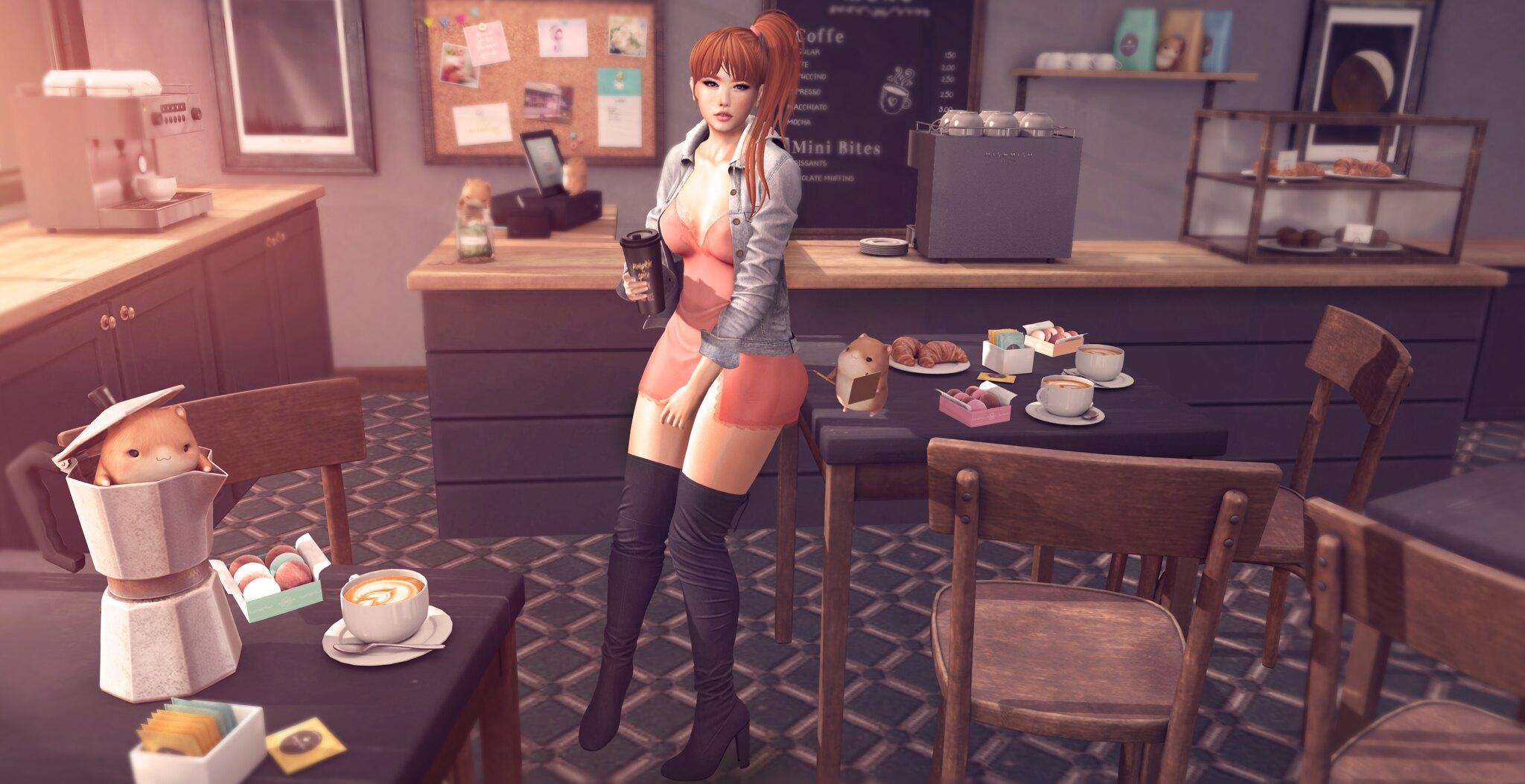 Coffee Days.