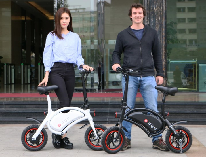 F - wheel DYU Electric Bike10