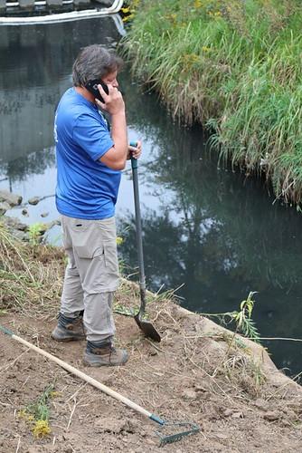 Fletcher Creek Spill - Sept 2017