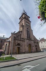 St Dié des Vosges