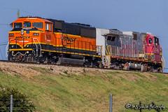 BNSF 1416 | EMD SD60M | BNSF Tennessee Yard
