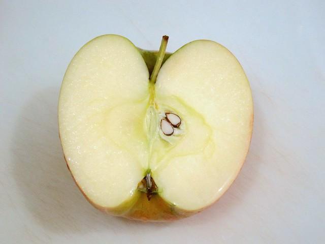 南非蘋果 剖面照