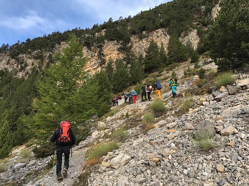 Monte Chaberton (Cresta Sud) - 24/09/17