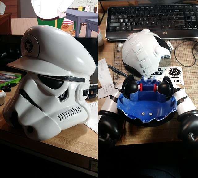 Making Mario Trooper 01