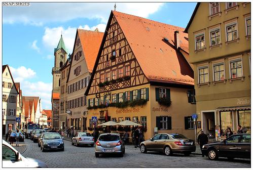 Dinkelsbühl - Deutschlands schönste Altstadt
