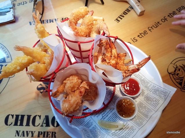 Shrimper's Heaven