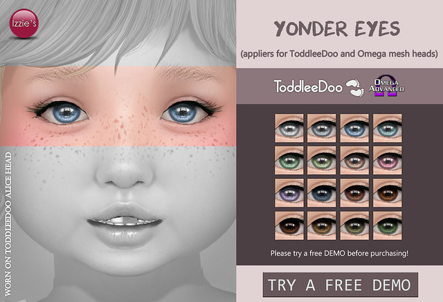 TD & Omega Yonder Eyes
