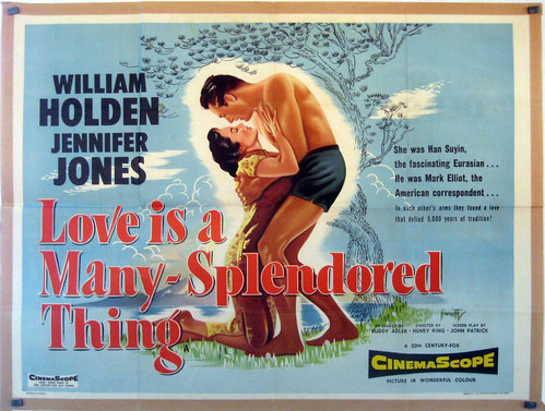Love Is a Many-Splendored Thing - Poster 1