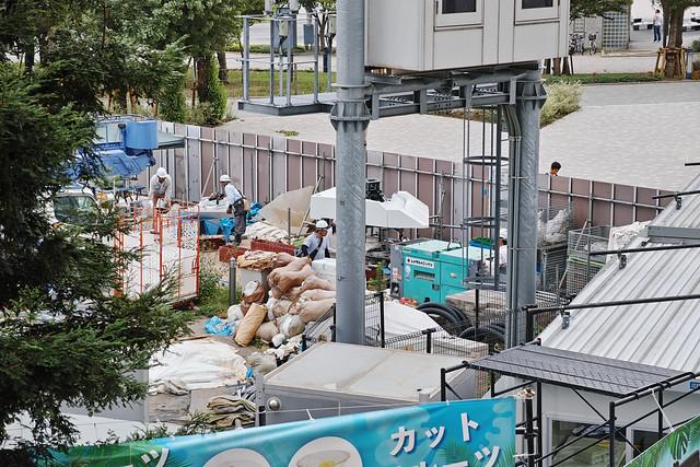 20170810_03_実物大ユニコーンガンダム立像(建造中)