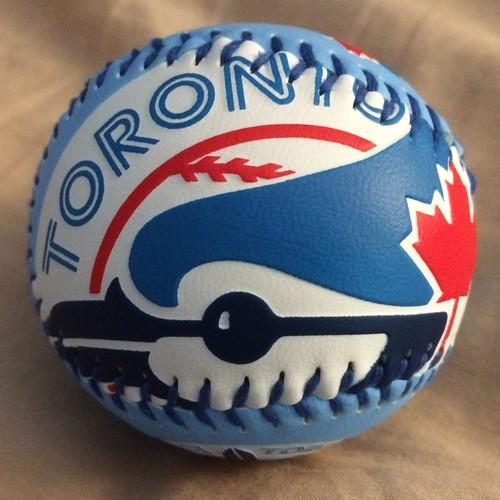 Toronto Blue Jays souvenir baseball