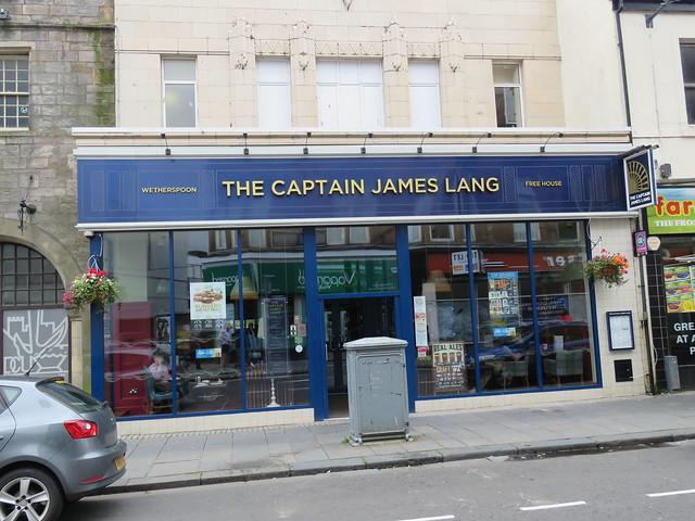 Captain James Lang.